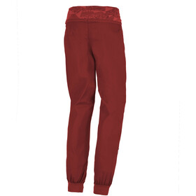 E9 Hit Trousers Women wine